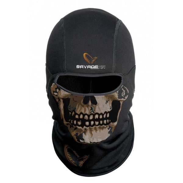 Savage Gear balaclava scull huppu